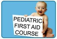 Pediatric First Aid Course - January 23rd