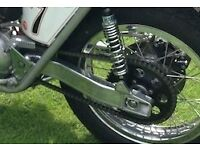 Wanted: Triumph T140 / T120 / alloy or box section swinging arm.