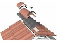 MARLEY UNIVERSAL RIDGE TILE KIT
