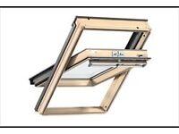 VELUX GGL UK08 3070 pine laminated roof Window