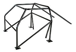 RRC - Roll Bars and Cages, 10 Point, 82-93 Chevy S-10 Blazer