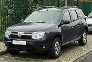 Dacia Duster Sitzbezüge