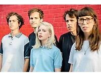 URGENT - One spare ticket for ALVVAYS playing tonight.