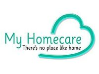 Support Workers /Experienced Carers for Care at Home