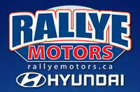 Make between $100-$500 Cash if you buy ANY Rallye Motor Vehicle