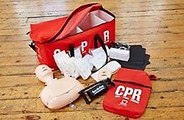 CPR TRAINING KIT (BHF) retail at £469!