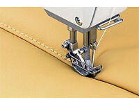Business partner for open the company profile sewing leather and materials