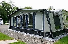 Inaca Caravan Awning and Annex