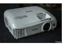 Epson 3D .1080HD home cinema projector. EH-TW5210