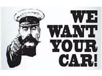 Wanted cars vans and trucks