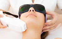 $299 Unlimited Laser Hair Removal $50 free gift card