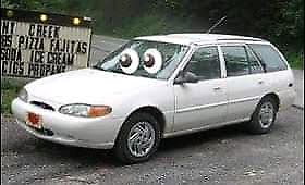 Ford TBarAuto Waggon