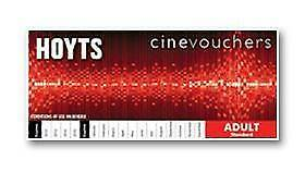 hoyts adult cinevoucher x 1 Earlwood Canterbury Area Preview