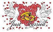 Hochzeitsfahne