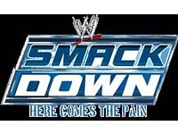 WWE SMACKDOWN 2012 - 2015 COMPLETE YEARS ON 2TB HARD DRIVE