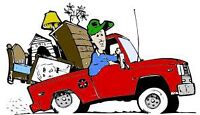 I WILL HAUL THINGS IN NORTH BATTLEFORD WITH MY TRUCK