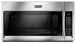 MAYTAG 1.9 CU. FT. OVER-THE-RANGE MICROWAVE YMMV6190FZ   (BD-2045)