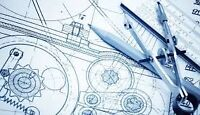 Design & Drafting services in Solidworks/AutoCAD