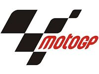 Moto GP Silverstone 3 day tickets PLUS Circuit parking ticket