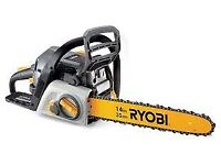 Ryobi Chainsaw 14'' 35cc