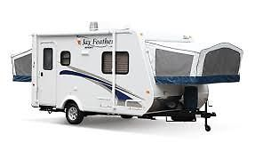 2012 Jayco 17' super clean trailer for rent