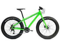 wanted big tyre bike