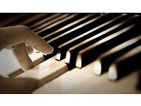 Piano Tuition in Leeds, Pudsey and Bradford - Experienced piano teacher £14 p/h