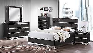 MODERN QUEEN BEDROOM ON SALE (GL43)