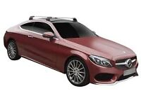 Brand New C Class Coupe (New Model) Genuine Mercedes Roof Bars