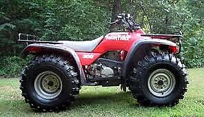 Looking for a 4 wheeler