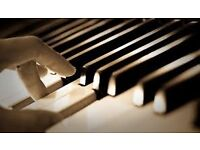 Music Lessons available - piano, singing, keyboard, organ and music theory