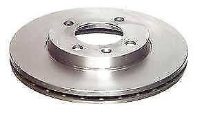 Disc Brake Rotor-Extreme Service Brake Rotor Front AIMCO 54118