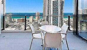 Master bedroom and walk in robe with jetspa and ensuite. Surfers Paradise Gold Coast City Preview