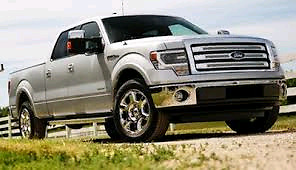 ISO 2014 Ford F150 FX4 / Lariat.