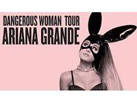 Ariana Grande Dangerous Woman Tour Thursday, 25 May 2017- O2 London!