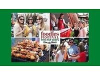 4 x Food Festival tickets 5th May