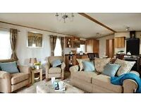 HIGH QUALITY CARAVAN FOR SALE ON PEACEFUL SEA VIEW PARK IN NORTHUMBERLAND.