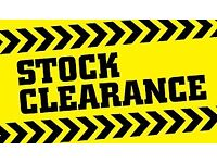 STOCK CLEARANCE. Shower trays all new in package.