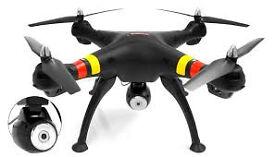 syma x8w quadcopter drone fpv ( live view )