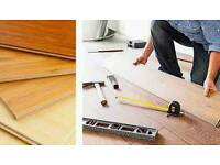 Laminate flloring fitter painter & decorating