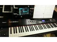 Stage Piano Roland Rd 300Nx