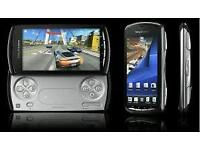 WANTED Xperia Play