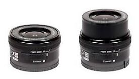 Sony SELP1650 E Mount - APS-C 16-50mm F3.5-5.6 Zoom Lens