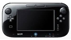 Looking for a broken Wii U gamepad with functioning screen