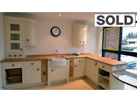 Wanted Kitchen Units Lightly used or display model .