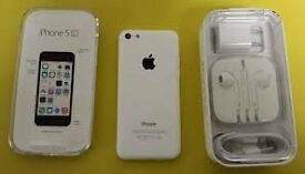iphone 5c white ee virgin t mobile orange can unlock to any sim 32 gig gb