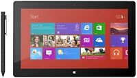 Microsoft 1514 Surface Pro Tablet 128GB Windows 8 with case