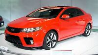 Kia Forte Koup / Nissan Altima Coupe / Honda Accord Coupe