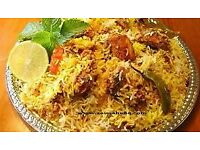 Asian Traditional Home Cooked Food Waiting For Your Order (Pakistani&Indian)