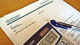 Tax Return Services including CIS Reclaims